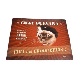 Dinner Mat Chat Guevara 51x38cm