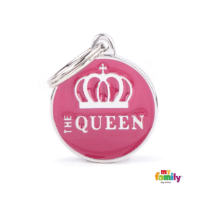 My-Family-Hundetegn-The-Queen