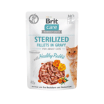 Brit-Care-fillets-in-Gravy-for-sterilized-cat